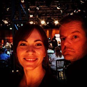 Ich und der Chef beim klnertreff backstage talkshow schauspieler angelmansyndromehellip